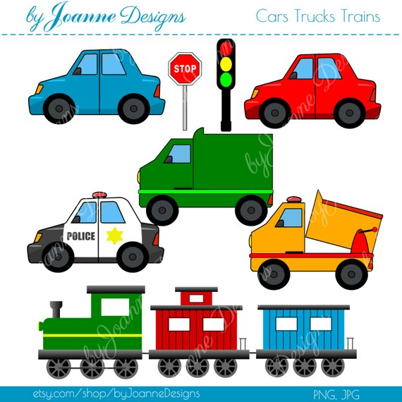 Clipart cars and trucks 3 » Clipart Station.