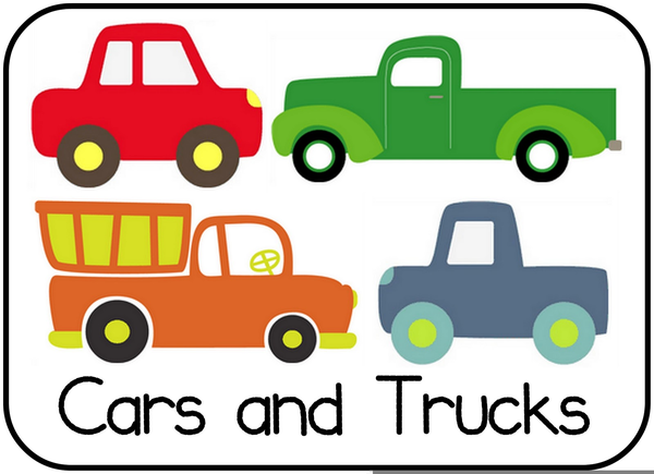 Free Clipart Cars And Trucks.