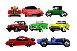Clip art cars free.