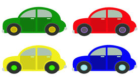 Toy cars clipart.