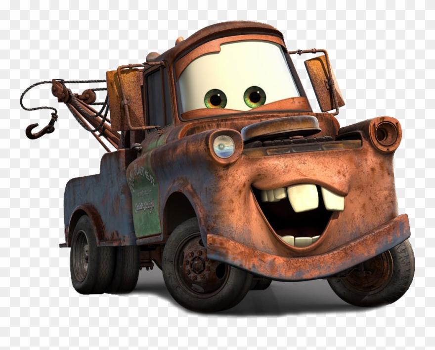 Clip Art Cars Mater.