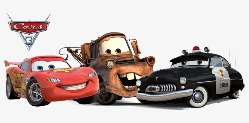 Disney Cars Mater Png.