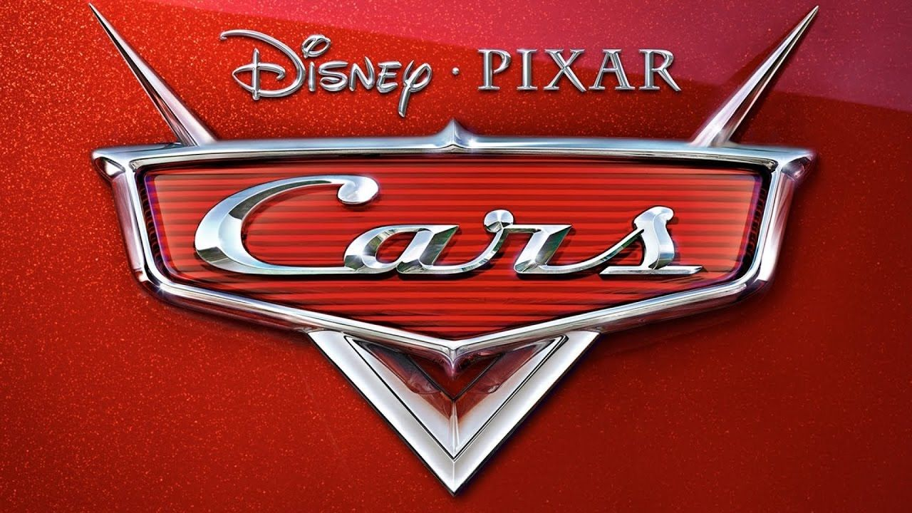 3 Disney Pixar Cars Logo.