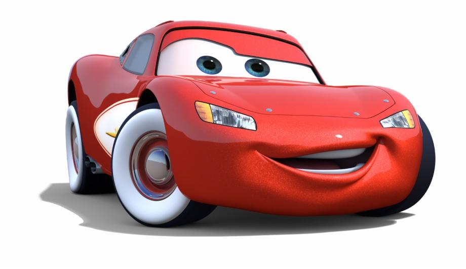 Cars Mcqueen Lightning Mater Film Pixar Clipart.