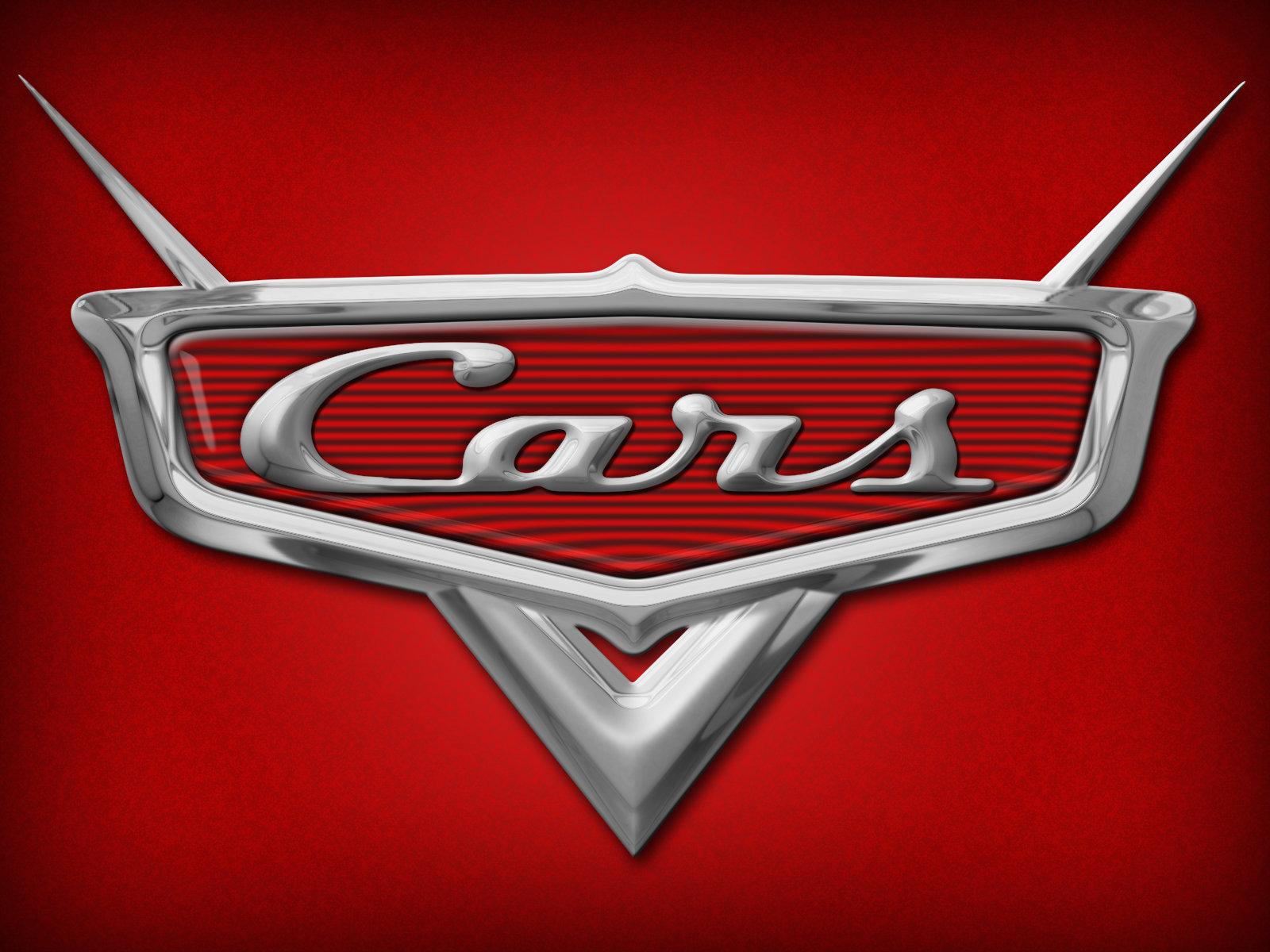 Cars movie Logos.