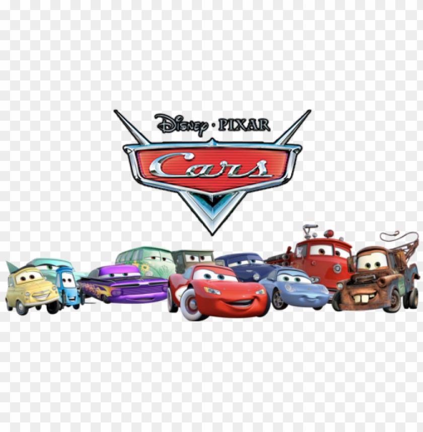 disney cars logo png for kids.