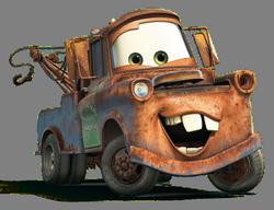 Mater (Cars).
