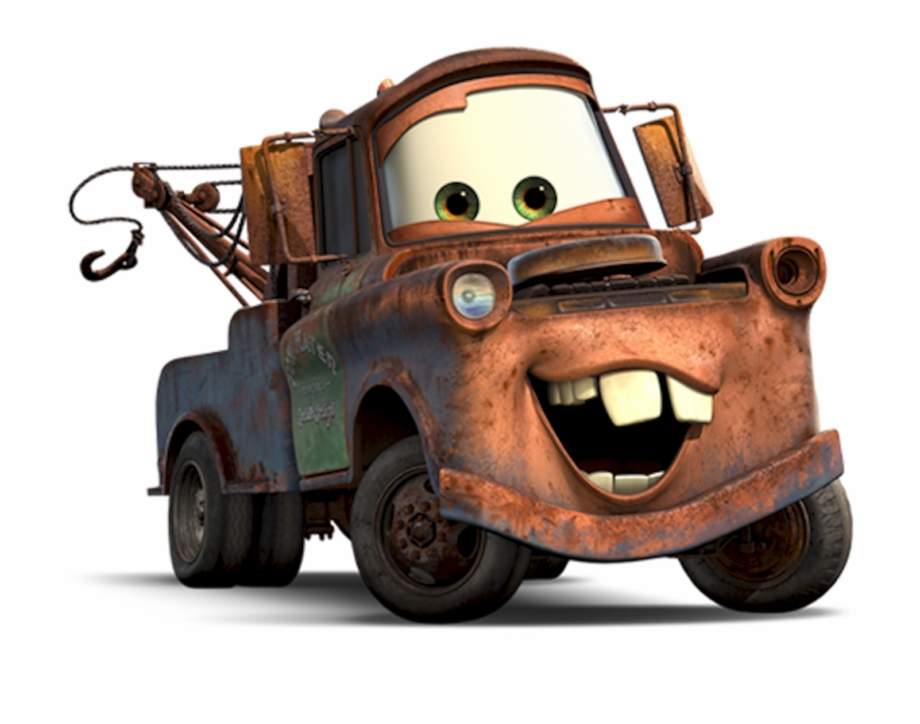 Pixar Cars Mater Free PNG Images & Clipart Download #747830.