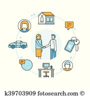 Carsharing Clipart Vector Graphics. 13 carsharing EPS clip art.