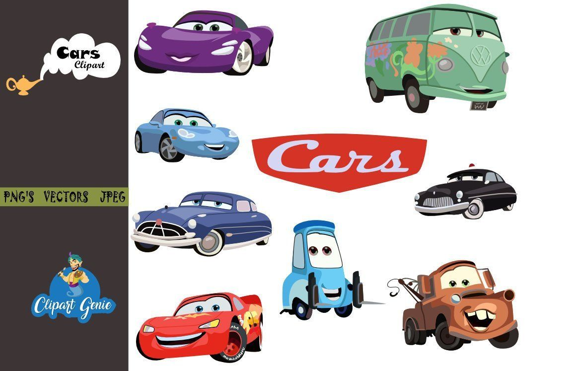 Cars clipart, disney clipart, disney Cars, cars movie.