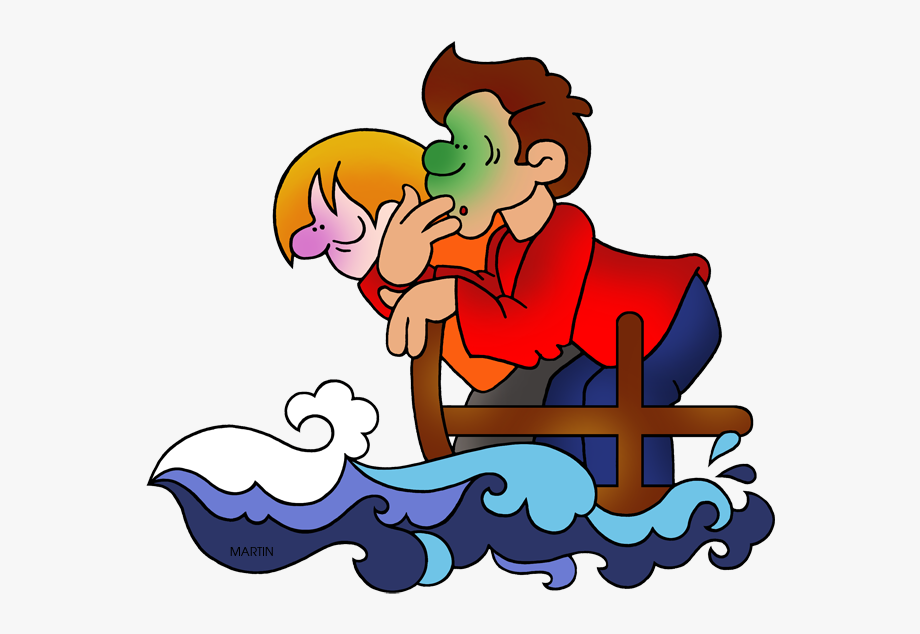 Sea Sick.