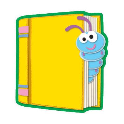 Book notepad shts cd carson dellosa publishes clip art image #20842.