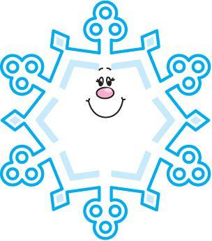 Carson Dellosa Snowman Clipart.