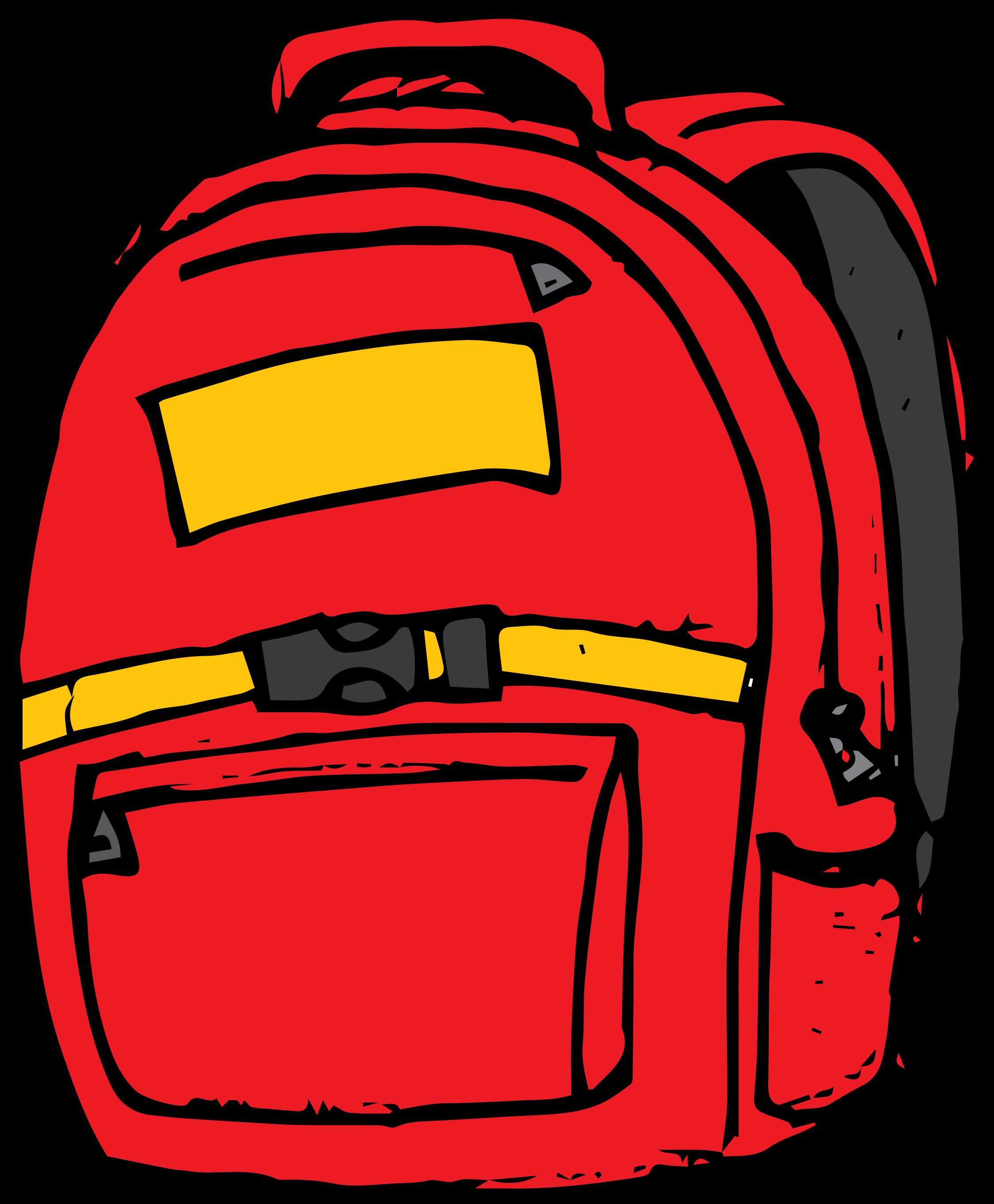 HD Bookbag Clipart Carson Dellosa.