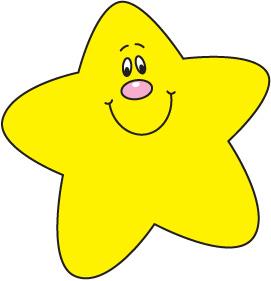 Carson Dellosa Clipart Star.