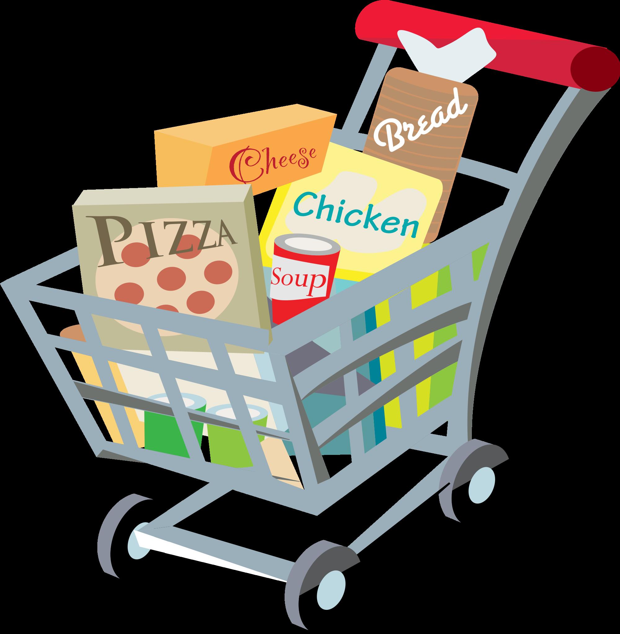 Shopping Cart Clipart Clip art of Shopping Cart Clipart #8142.