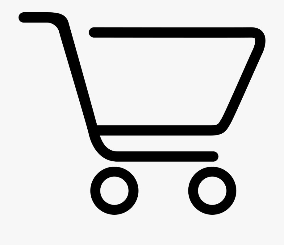 Shopping Cart Icon Png.