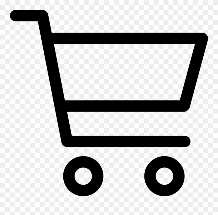 Drawn Cart Svg.