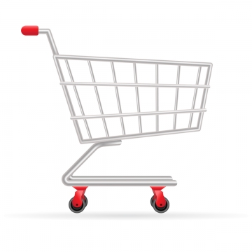 Shopping Cart PNG Images.