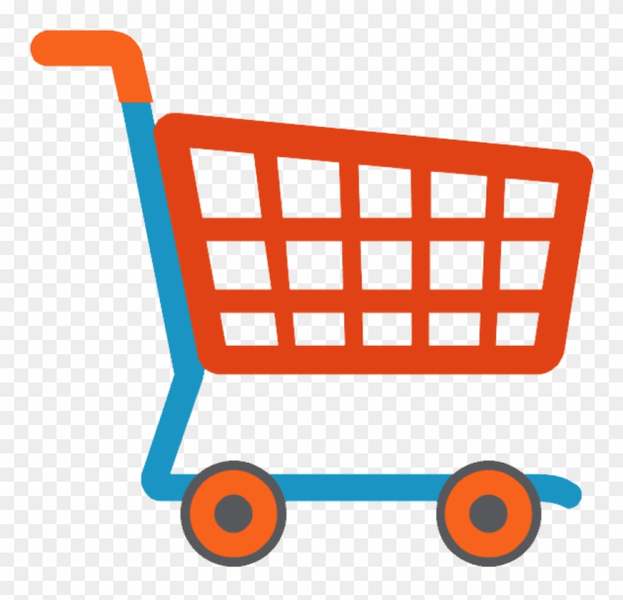 Trolley Vector Clipart.
