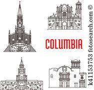 Cartagena Clip Art Vector Graphics. 16 cartagena EPS clipart.