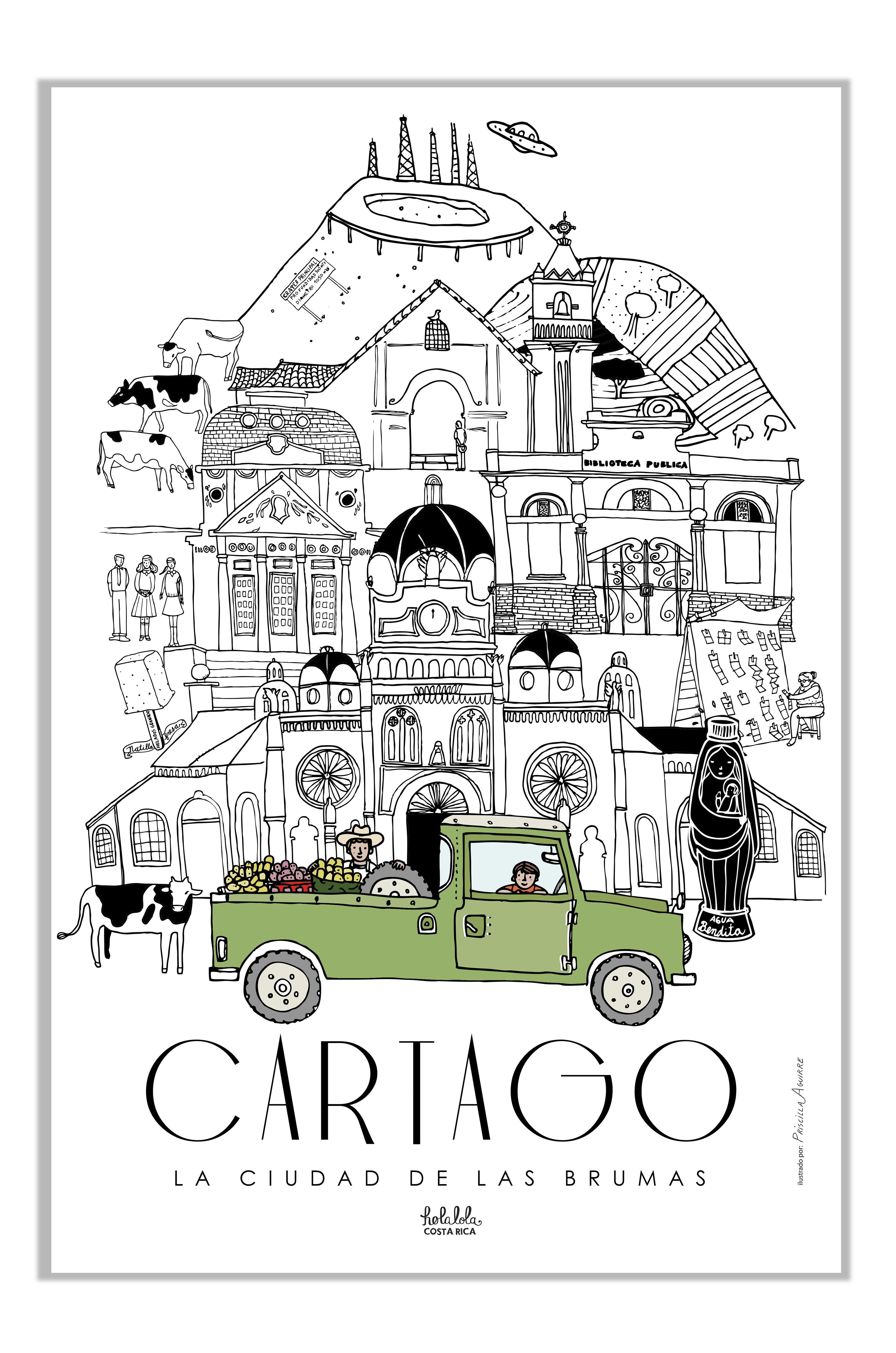 Cartago poster.