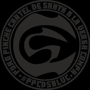 CARTEL DE SANTA Logo Vector (.CDR) Free Download.