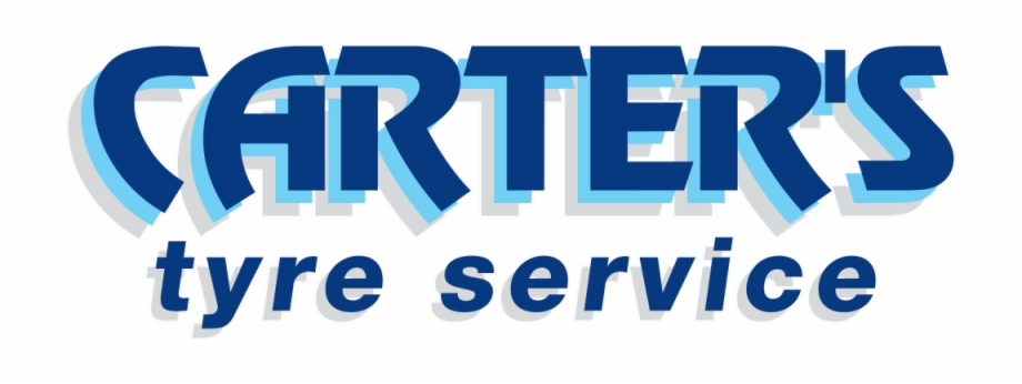 Carters Tyre Service Logo, Transparent Png Download For Free #10479.