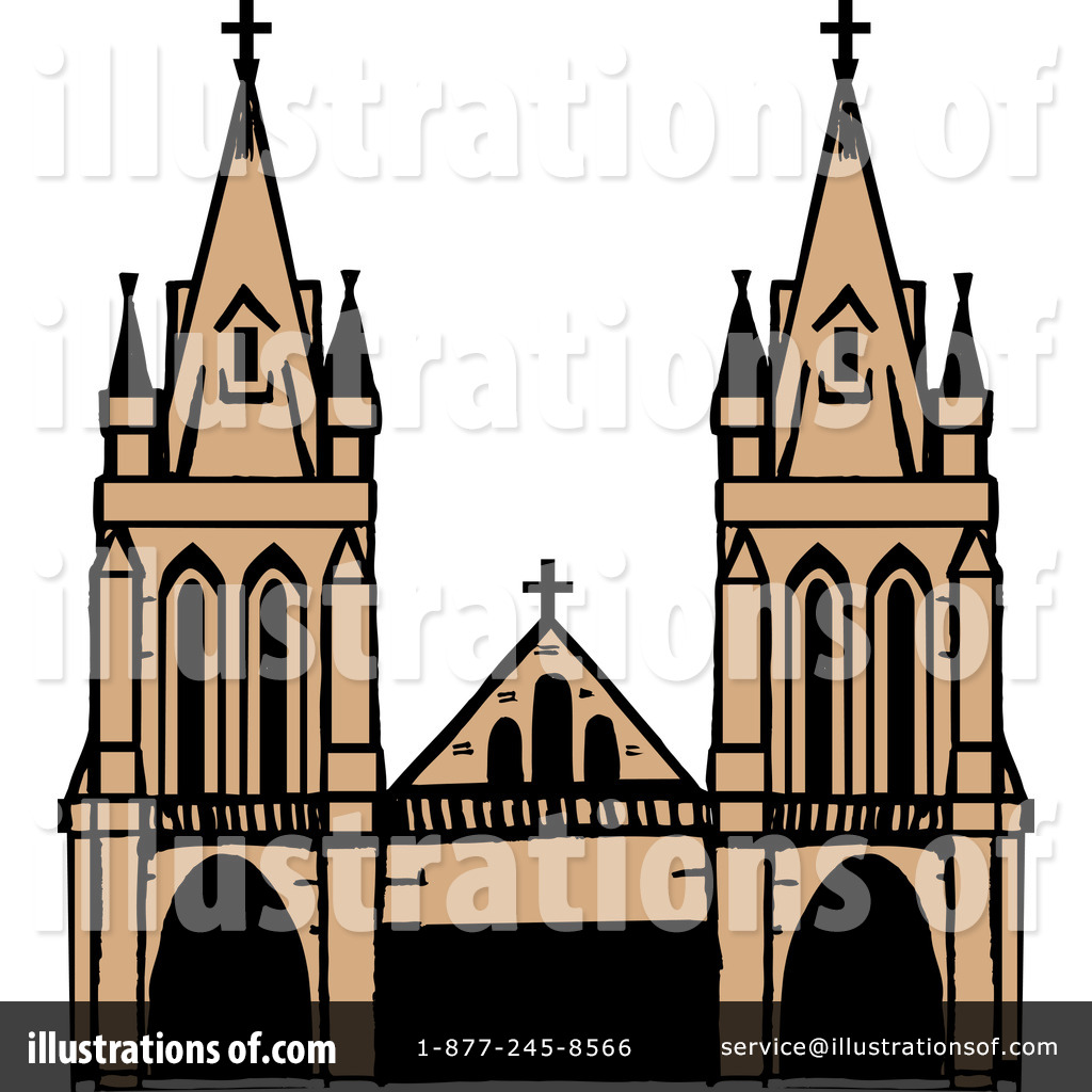 Cathedral Clipart #65558.