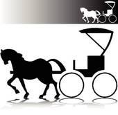 Cart Horse Clip Art.