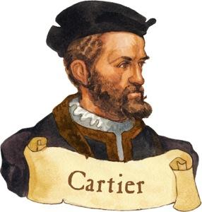 Cartier: Explorer Clip Art.
