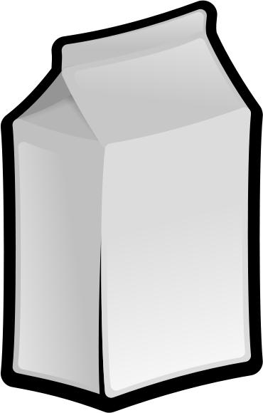 Best Milk Carton Clip Art #6480.