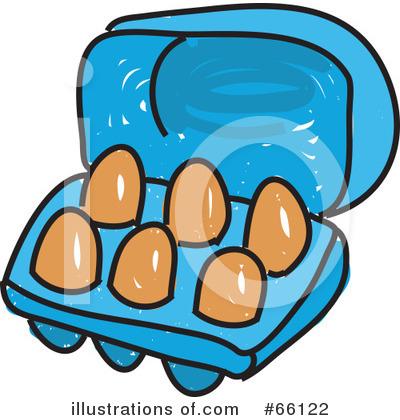 Egg Carton Clipart #1133390.