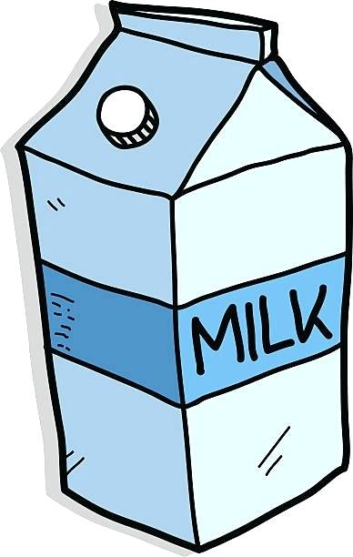 Milk Carton Drawing.
