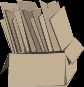 Cartons clipart.