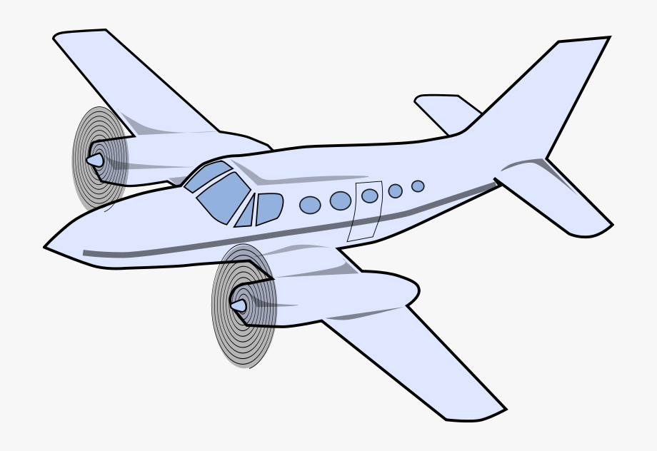 Cartoon Airplane Clipart Free Clipart Image.