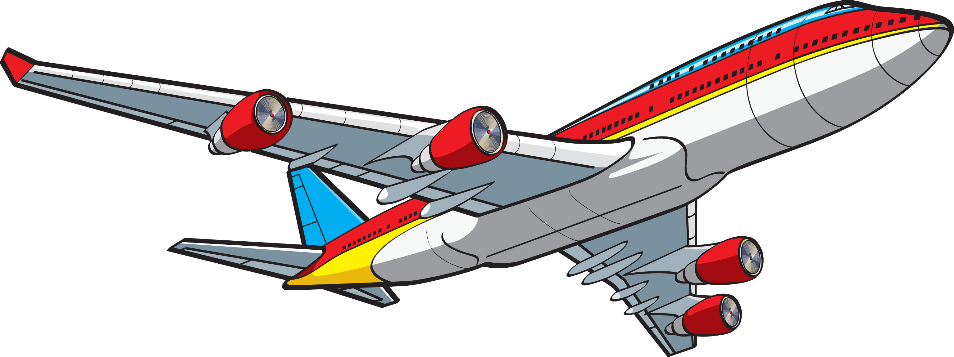 Free Cartoon Airplane Clipart, Download Free Clip Art, Free.
