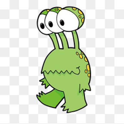 Alien PNG.