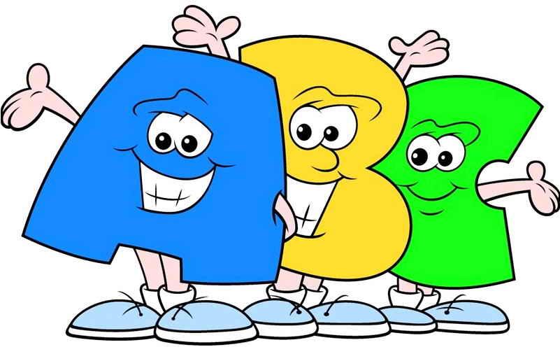 Free Cartoon Alphabet Letters, Download Free Clip Art, Free Clip Art.