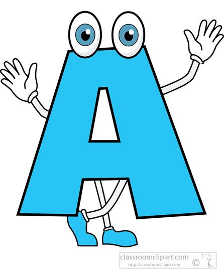 Animated Alphabet S Clipart.