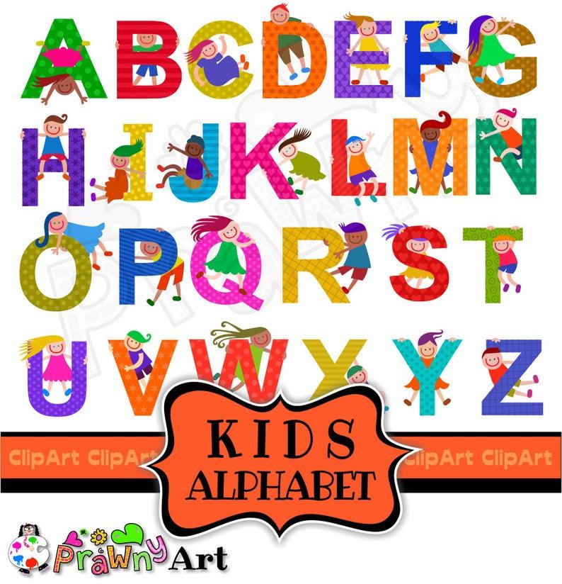 Kids Alphabet Letters.