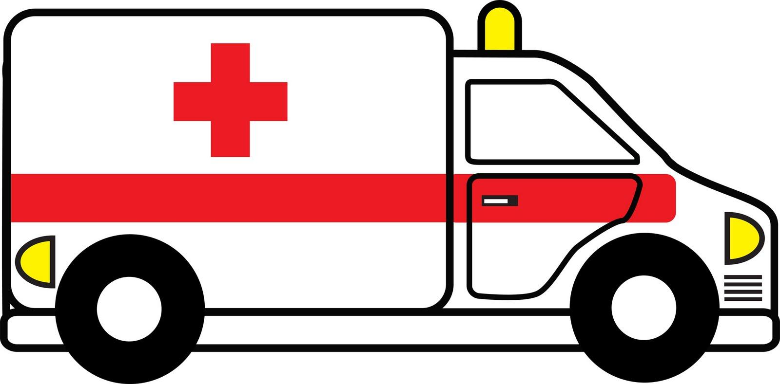 Cartoon Ambulance Pictures.