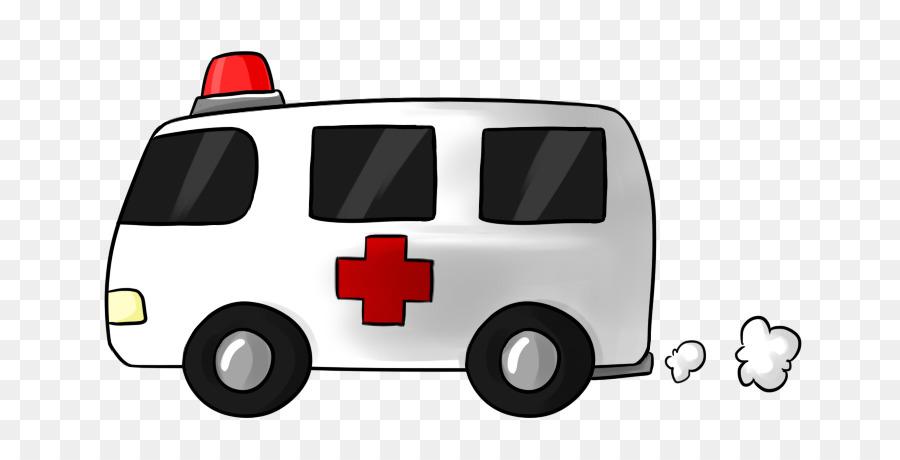 Ambulance Cartoon.
