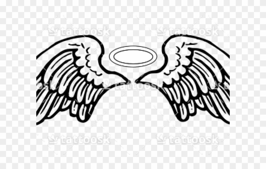 Wings Clipart Cartoon.