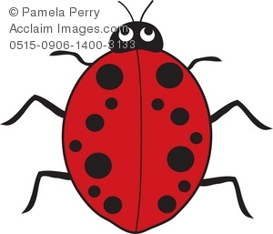 Showing post & media for Cartoon ladybug clipart.
