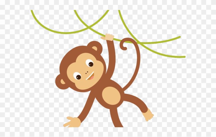 Feet Clipart Monkey.