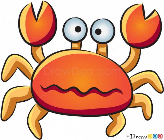 Cartoon Sea Animals PNG Transparent Cartoon Sea Animals.PNG Images.