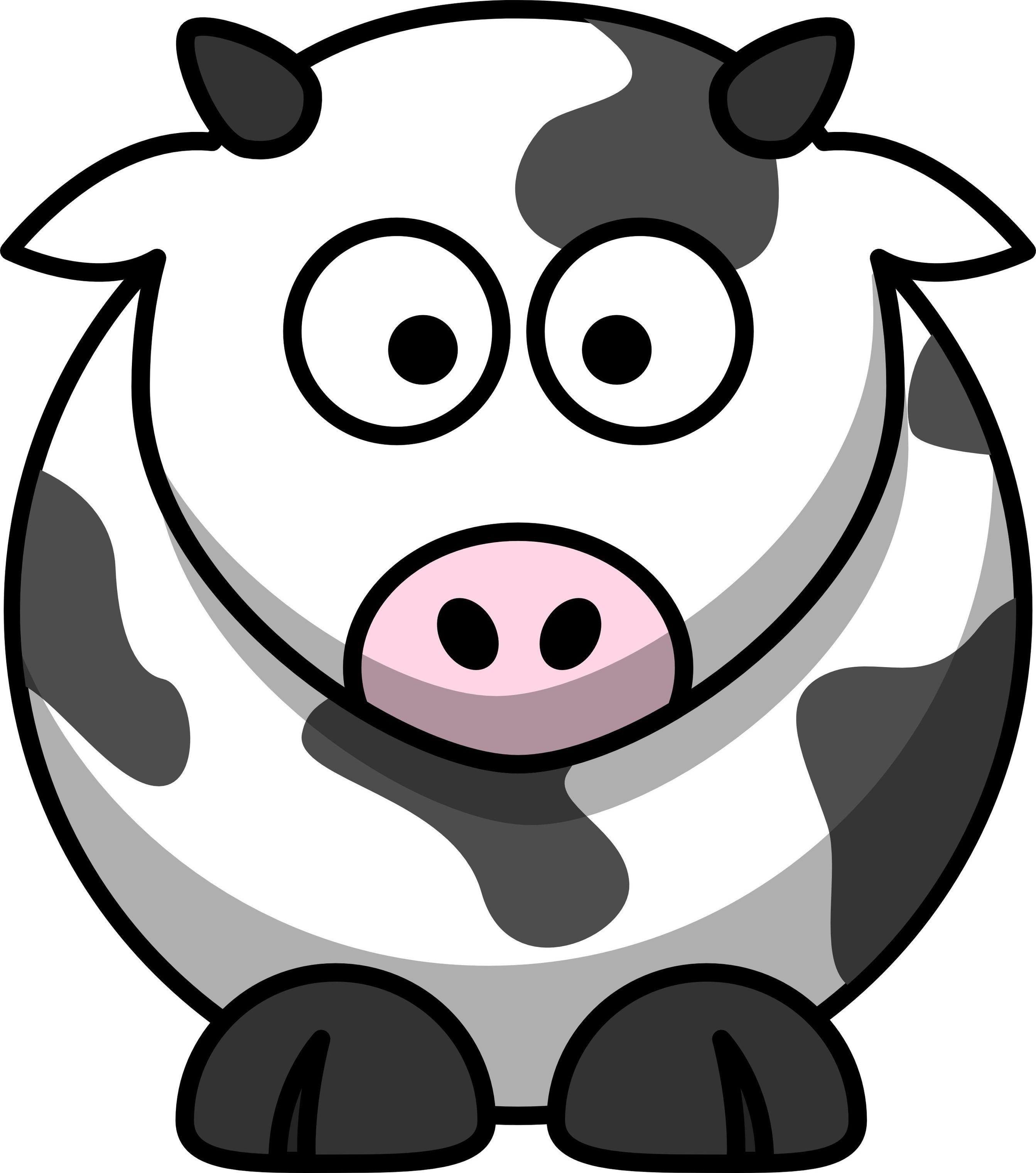 Cartoon Animals Clipart.