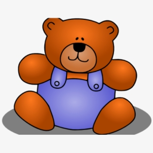 Baby Animal Clipart Toy Animal.