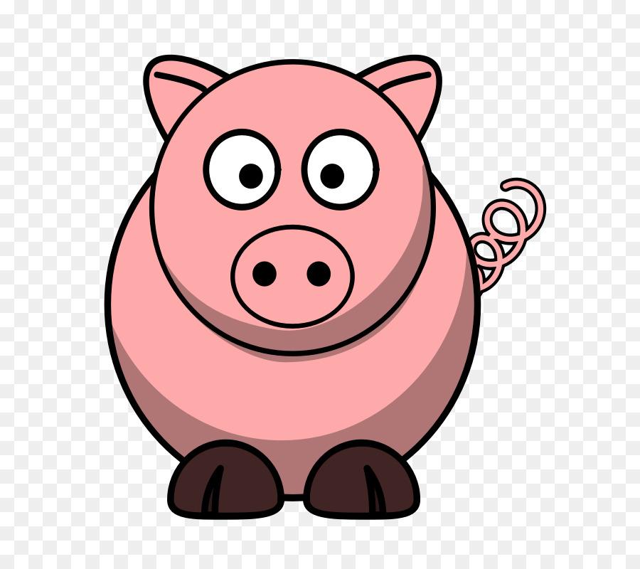 Pig Cartoontransparent png image & clipart free download.
